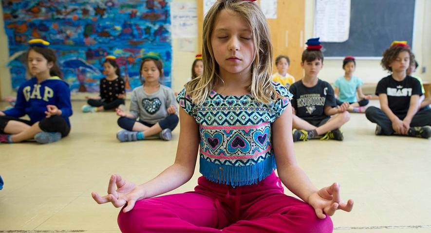Mindfulness en el Colegio